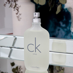 ck ONE<sup>&reg;</sup> by Calvin Klein