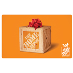 HOME DEPOT<sup>&reg;</sup> $25 Gift Card