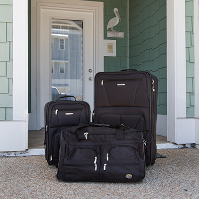 ROCKLAND<sup>®</sup> 3-Piece Luggage Set